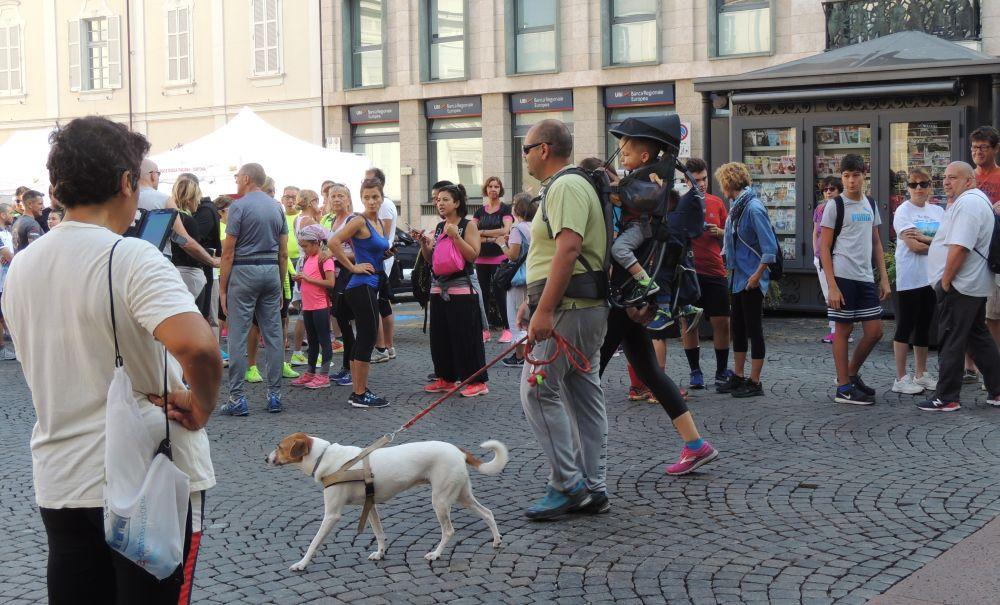 Sabato mattina a Tortona c'è la seconda edizione del Sentiero del cuore per camminare tra le bellezze della città
