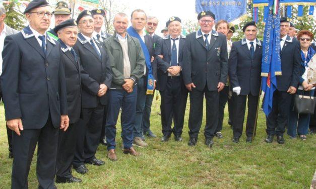 Ad Avolasca una cerimonia di commemorazione dei caduti nelle guerre