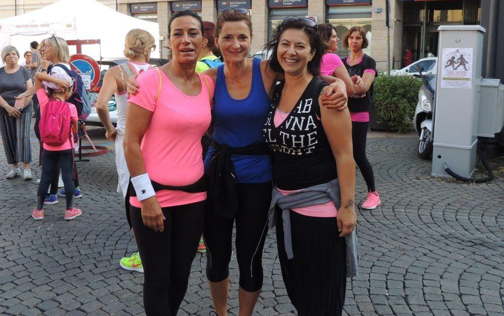 """Tortona, l'assessore Vittoria Colacino ringrazia gli organizzatori della """"Camminata della salute"""""""