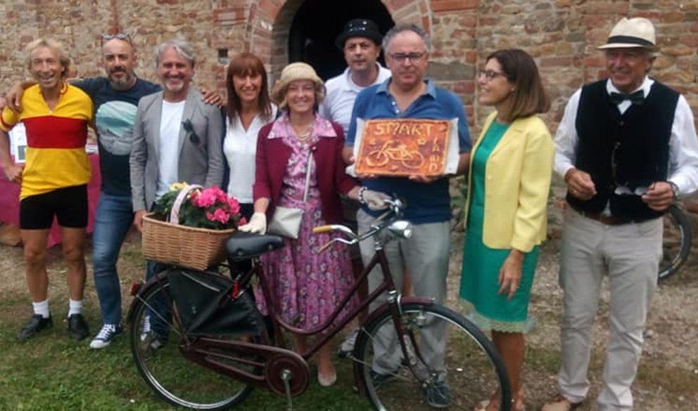 Tanta gente a Viguzzolo per la pedalata e il convegno sulla ciclopedonale del comitato Smartland