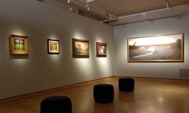 Museo del Divisionismo di Tortona rinnovato con nuove luci e una sala e mezzo dedicata al Pellizza