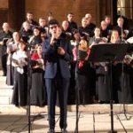 Un successo il concerto dei Tortonesi in scena a Pavia con la corale pavese. Le immagini
