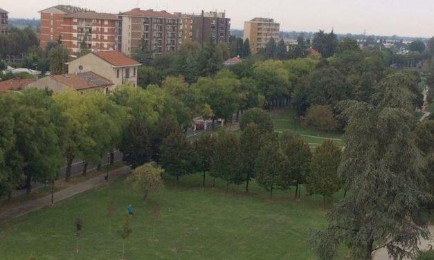 Un grazie ai Vigili urbani di Tortona perché controllano questo bellissimo parco