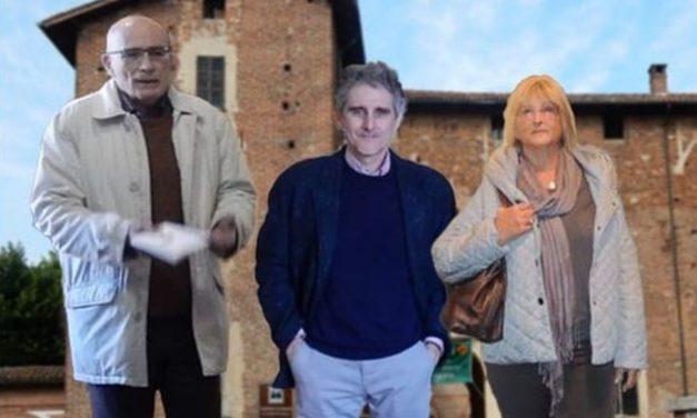 Il tortonese Fabrizio Falchetto e l'alessandrina Gianna Turrin espongono a Castello d'Agogna
