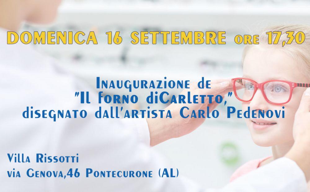 A Pontecurone, grazie ai Lions, si inaugura il Forno di Carletto