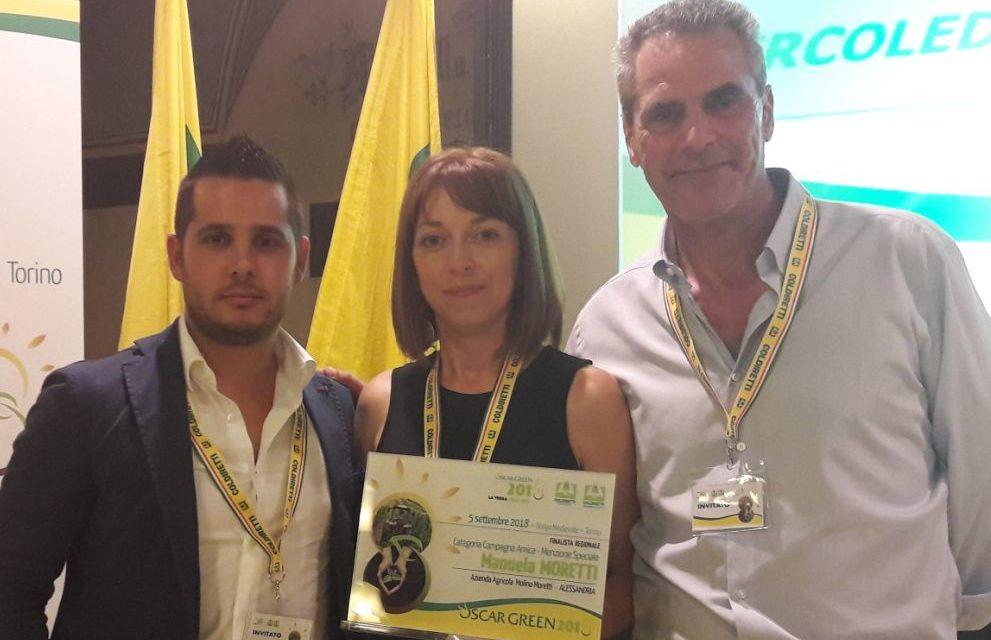Prestigioso riconoscimento a Manuela Moretti di Acqui Terme
