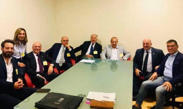 """Il presidente degli albergatori dianesi Americo Pilati al summit contro gli affitti in """"nero"""""""