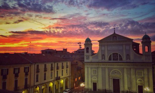 C'è Oggi Tortona: una splendida foto di piazza del Duomo di Chiara Civeriati