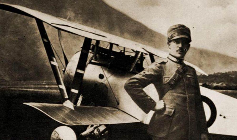 il 29 marzo di 101 anni fa l'impresa di Ernesto Cabruna: visitate la mostra a Tortona