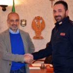 Il poliziotto Raffaele Viscardi salva un'anziana dai rapinatori e si prende l'elogio del Questore di Alessandria