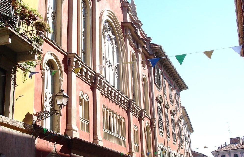 Domenica apre al pubblico (e si potrà visitare) la Sinagoga di Alessandria