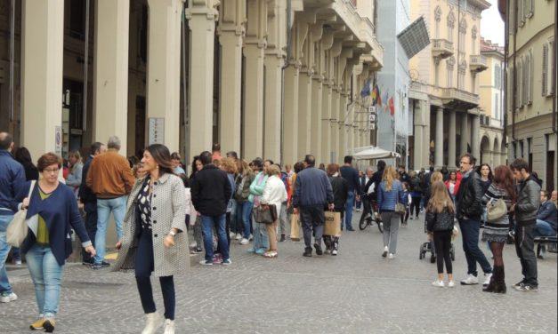 Santa Croce, Assaggia Tortona, Street Food: quando si organizza qualcosa la gente risponde. Tortona è viva!