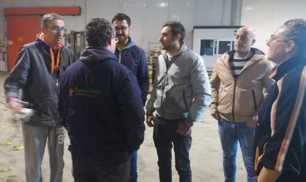 """Sciopero braccianti: Casapound difende la ditta di Guazzora. Mantovani: """"Tutelare le aziende del territorio"""""""