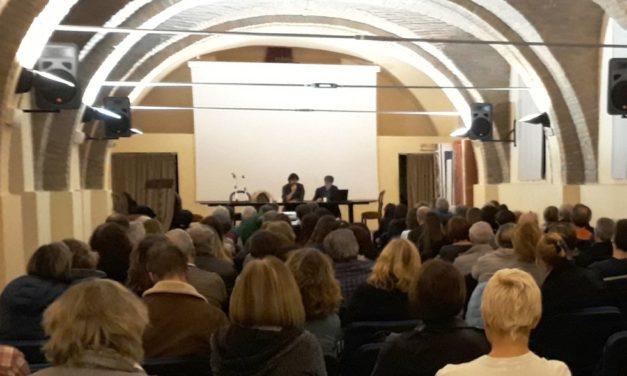 Un successo la serata di filosofia del Gruppo Chora a Castelnuovo Scrivia. Giovedì un  altro appuntamento