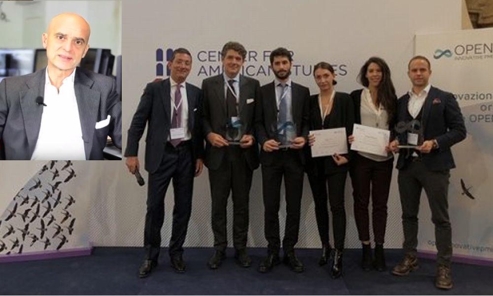 Tortona, all'Entsorga di Checco Galanzino, il premio nazionale nel settore dell'innovazione. Prima su 18 mila aziende