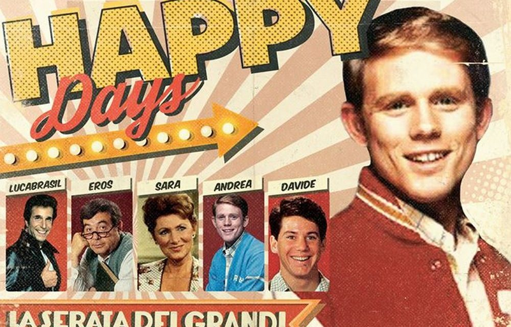 "Venerdì al bar 900 di Diano Marina va in scena ""Happy Days"""