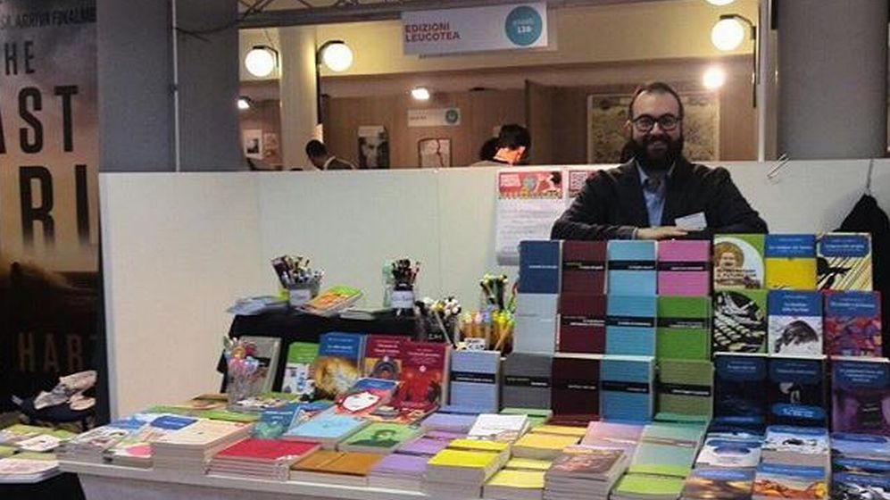 Un weekend pieno di eventi al Pisa Book Festival per Edizioni Leucotea di Sanremo