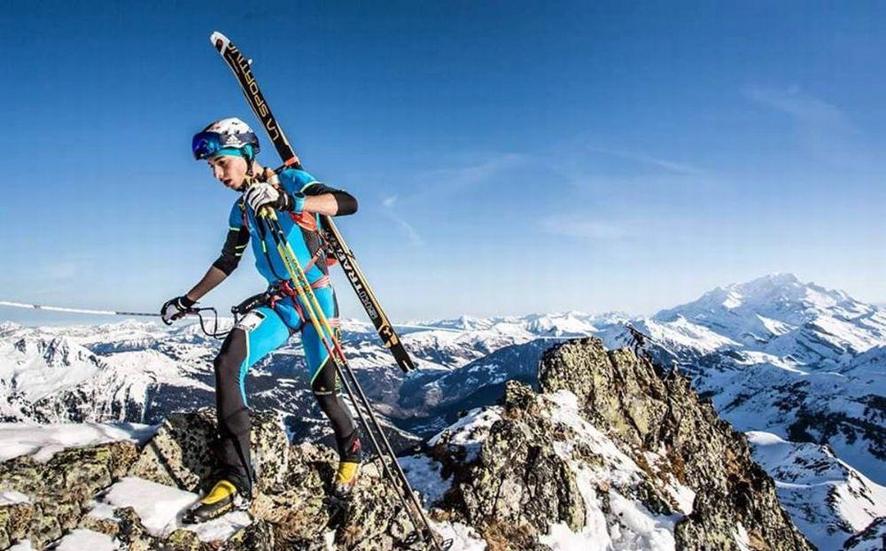 L'italiano Nadir Maguet, vice campione del mondo di scialpinismo, mercoledì ospite del Cai di Tortona, partecipate!