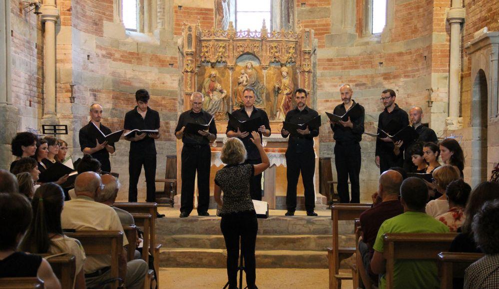 A Castelnuovo Scrivia Sabato in San Rocco il concerto dei Rosamystica