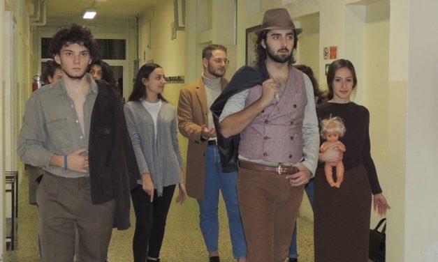 """Venerdì i giovani tortonesi del Liceo Peano mettono in scena """"Pellizza 150"""" ad Alessandria"""