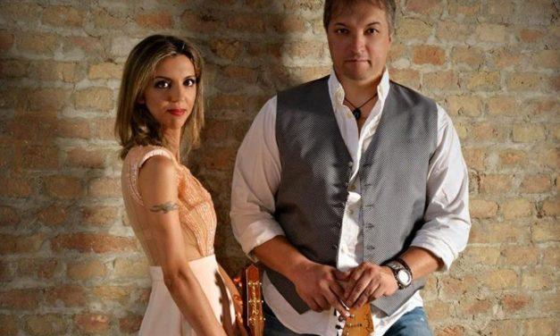Lunedì al Gavazzana blues il concerto di Natale con Marica Canavese e Marco Soria