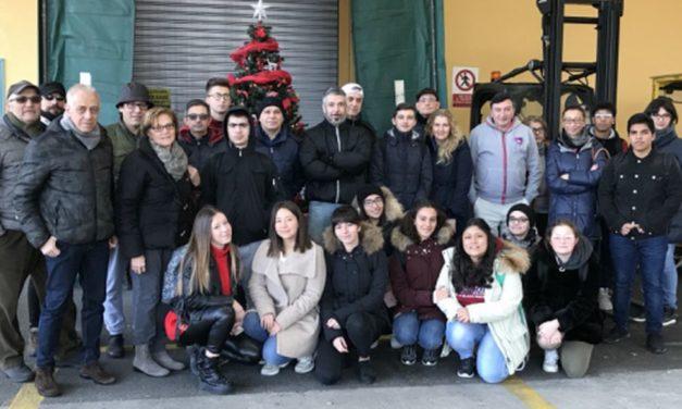 Gli studenti della Ciampini-Boccardo di Novi Ligure vicino ai lavoratori Pernigotti