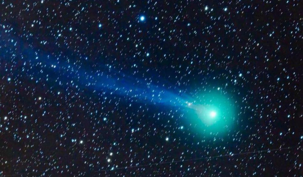 Sabato all'Osservatorio di Casasco si guarda la cometa di Natale
