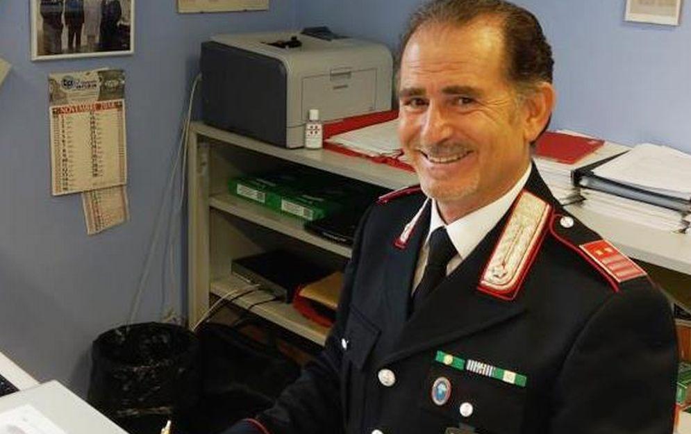 Da gennaio va in pensione il Comandante del Nucleo Carabinieri Ispettorato del Lavoro di Alessandria Domenico Cortellino