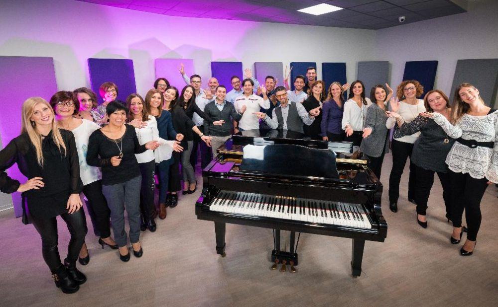 Tour di Natale del coro Gospel By Faith a Quargnento e Pontecurone. L'energia del cantare di Gesù