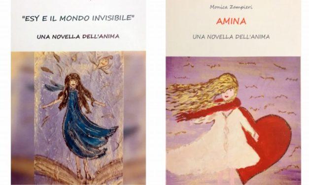 """Venerdì a Tortona Monica Zampieri presenta le sue """"Novelle dell'anima"""""""