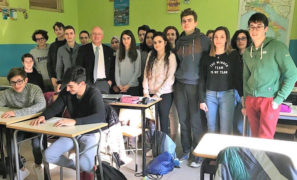 Gli studenti del Marconi di Tortona hanno parlato del loro futuro con gli esperti