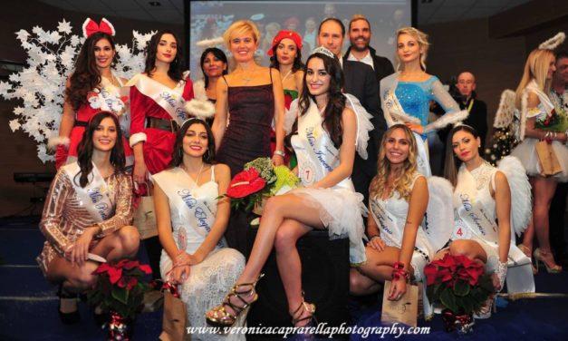 La splendida Ilaria Salerno di Taggia è Miss Inverno 2018