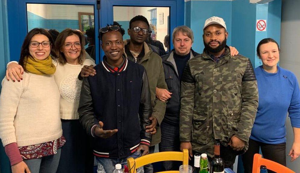 A Castelnuovo Scrivia rifugiati e richiedenti asilo hanno effettuato la riabilitazione psicosociale