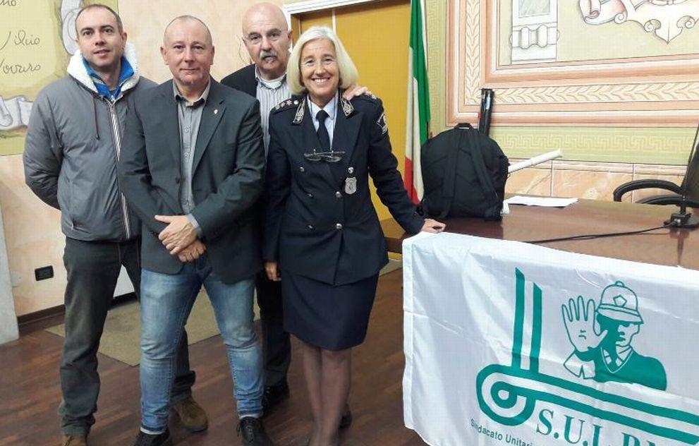 A Diano Marina si è tenuto l'incontro delle Polizie Municipali delle province di Imperia e Savona