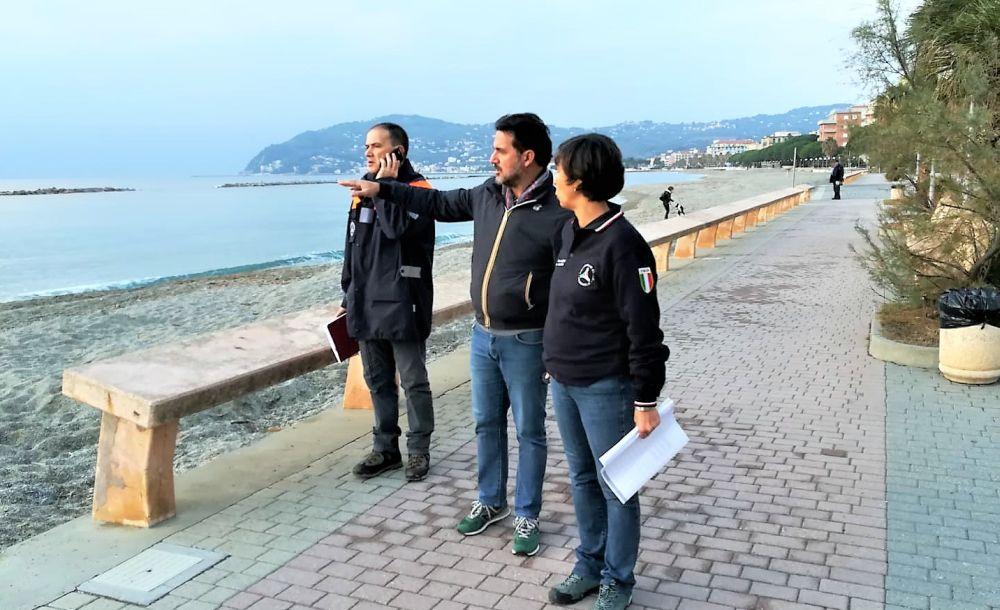 Sopralluogo della Regione a San Bartolomeo per verificare eventuali danni segnalati dai cittadini