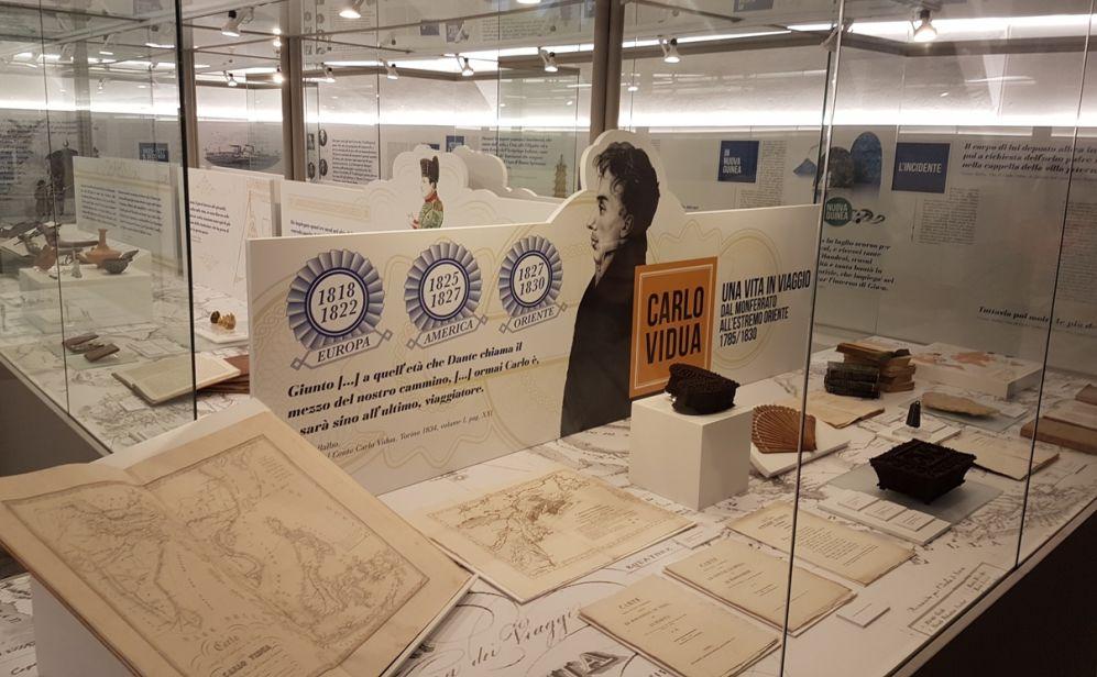Nuovi appuntamenti per la mostra di Carlo Vidua a Casale Monferrato