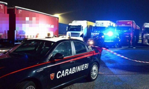 Rimane bloccato all'interno di un camion: migrante salvato dall'intervento dei carabinieri di Ventimiglia