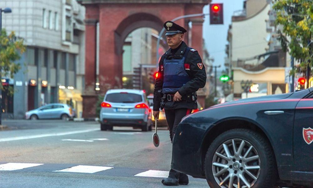 Controlli dei Carabinieri di Alessandria durante il ponte del primo Maggio: un arresto e quattro denunce
