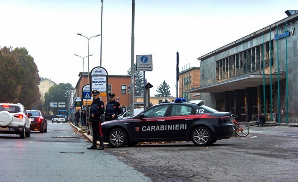 Tre arresti dei carabinieri di Alessandria per tre diversi episodi: gli ammanettati sono tutti stranieri
