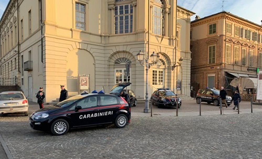 Molti controlli dei Carabinieri di Casale Monferrato e in diversi finiscono nei guai