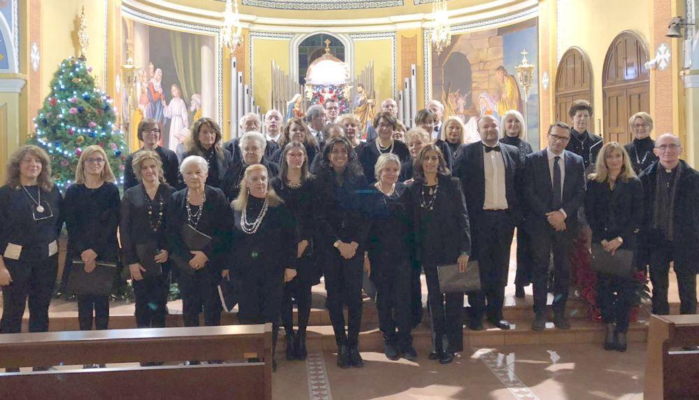 Un successo il concerto della corale di Pozzolo Formigaro a Bettole