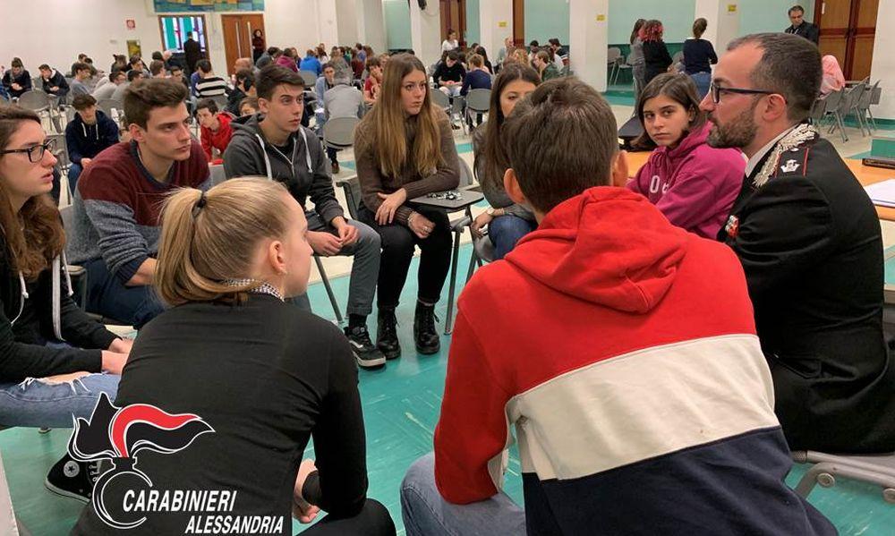 Oltre 250 giovani di Alessandria a scuola di legalità