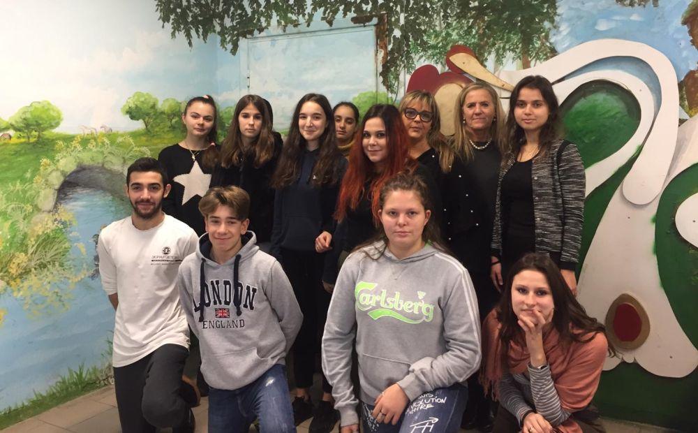 Gli studenti di Tortona al torneo del paesaggio