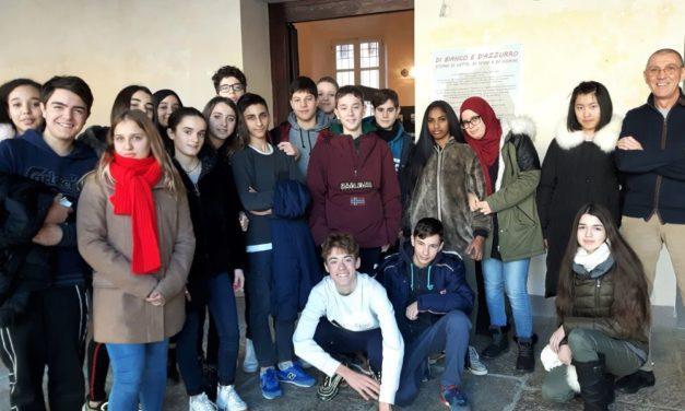Gli studenti del Marconi di Tortona a scuola con il Club Alpino Italiano