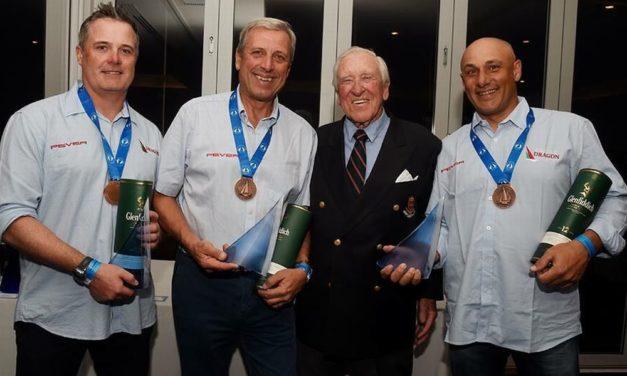 Un bronzo mondiale per il dianese Diego Negri su Fever nelle acque australiane di Perth