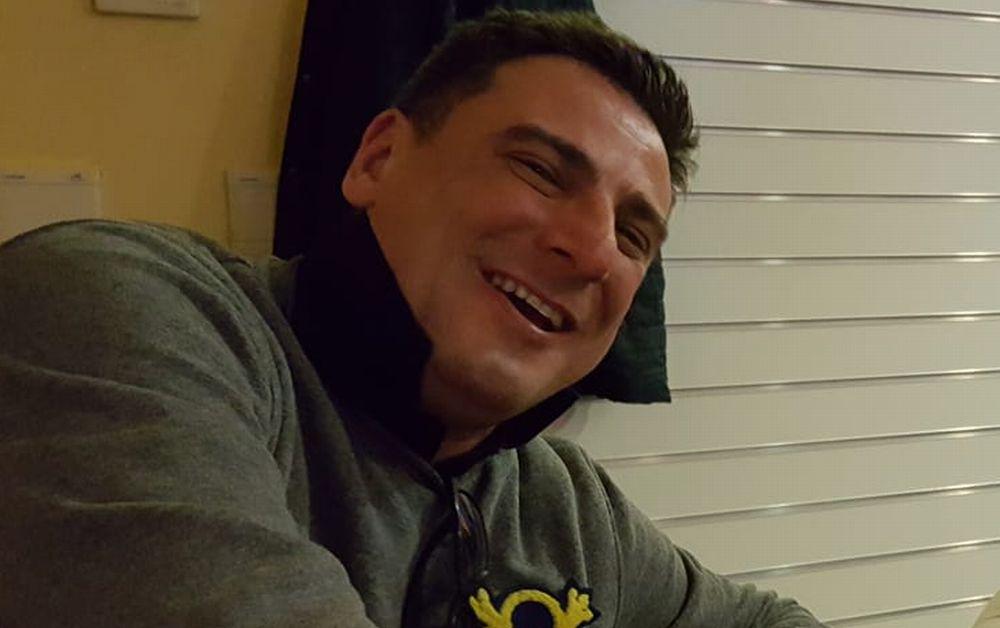 Orazio Barabino candidato sindaco di Tortona per CasaPound