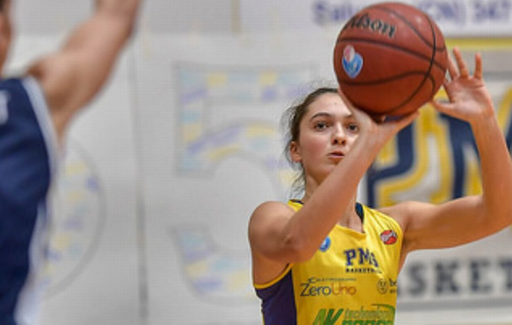 Sara Giangrasso: da Castelnuovo Scrivia alla nazionale femminile di basket