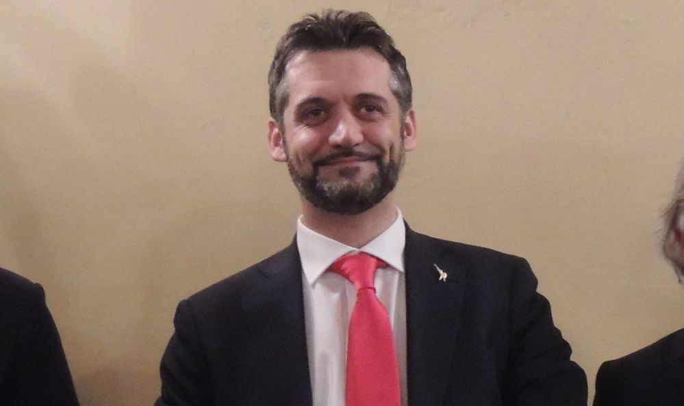 """Lettera aperta di Federico Chiodi ai tortonesi: """"L'occasione per cambiare è domenica 26 maggio"""""""