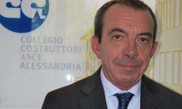 Un tortonese alla guida degli edili di tutta la provincia di Alessandria: è Paolo Valvassore
