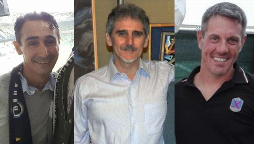 Roberto Bottone, Fabrizio Falchetto e Fabio Bertoni in una singolare rassegna a Tortona